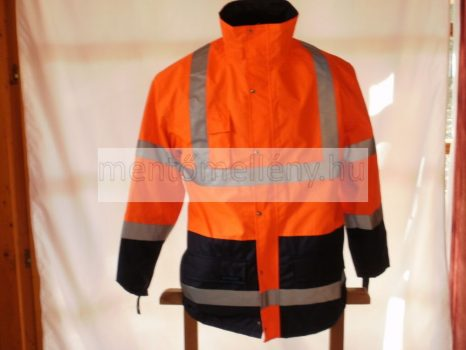 HIGH VISIBILITY JACKET 4 FUNCTION